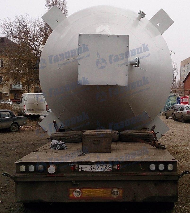 Бункер выгрузки гранулированного шрота ТК 051323 ТО 3.56.00.000
