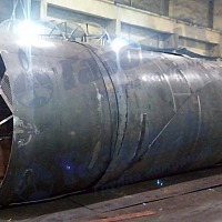 Вертикальные стальные резервуары РВС-300 от компании Газовик