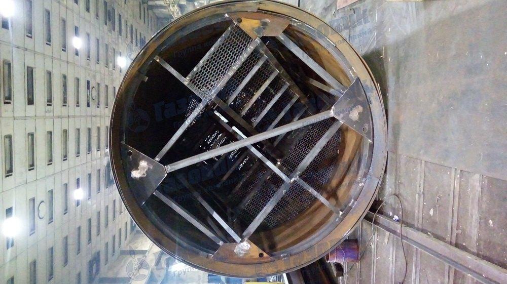 Изготовление и отгрузка РВС-300