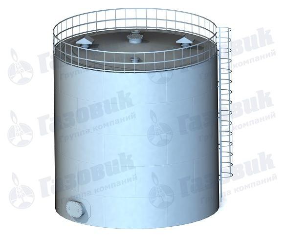 РВС-400 — вертикальные стальные резервуары от компании Газовик